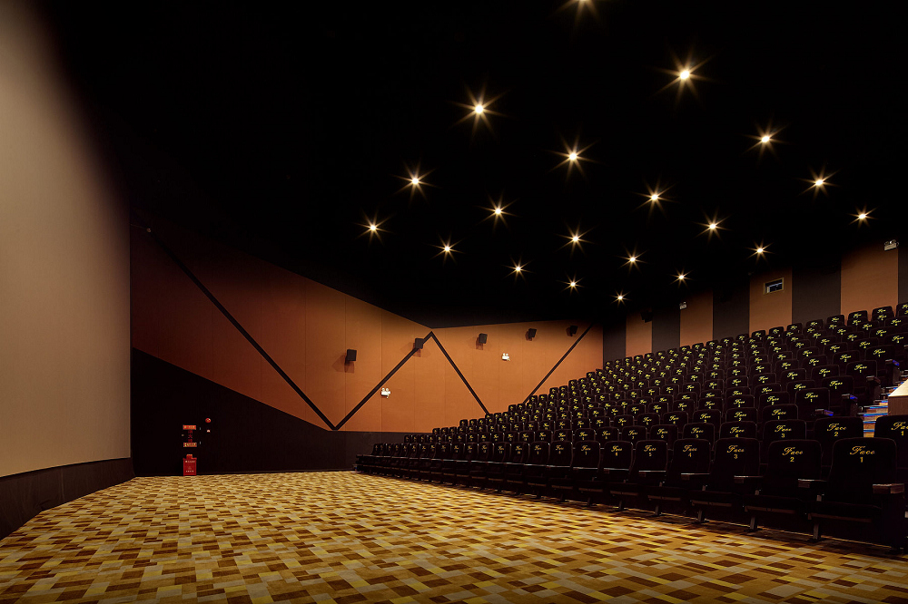 平湖电影院